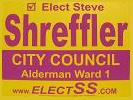 Description: Description: Steve Shreffler - Candidate for Monticello City Council Alderman Ward 1 in the April, 7, 2009 Consolidated Election - www.ElectSS.com